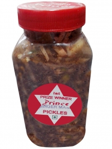 Ginger Pickle ( Prince Pickles, Chandni Chowk)