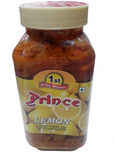 Special Lemon Pickle (Prince  Pickles, Chandni Chowk)