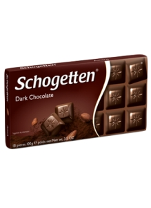 Dark Chocolate (Schogetten,Germany)