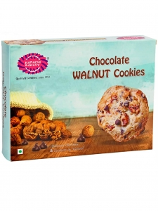 Chocolate Walnut Cookies ( Karachi Bakery, Hyderabad )
