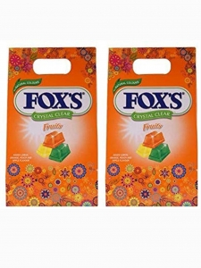 FOX'S Fruits Bag twin Gift pack (Nestle, Indonesia)