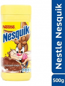 Nestle NESQUIK Cocoa Based Powder Drink Mix-500g