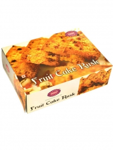 Fruit Cake Rusk ( Karachi Bakery, Hyderabad )