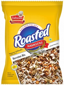 Roasted Namkeen Navratan Mixture (Jabsons, Bharuch)