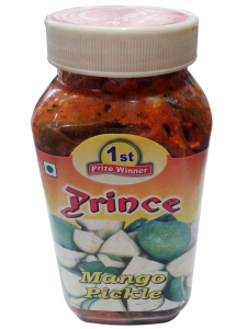 Special Mango Pickle (Prince  Pickles, Chandni Chowk)