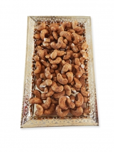 Chatpatta Cashewnut with Honey (Eclos, Gurgaon)