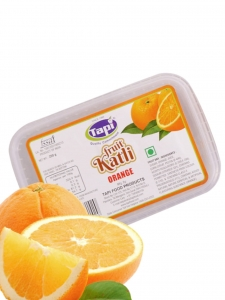 Fruit Katli - Orange (Tapi Foods, Surat)